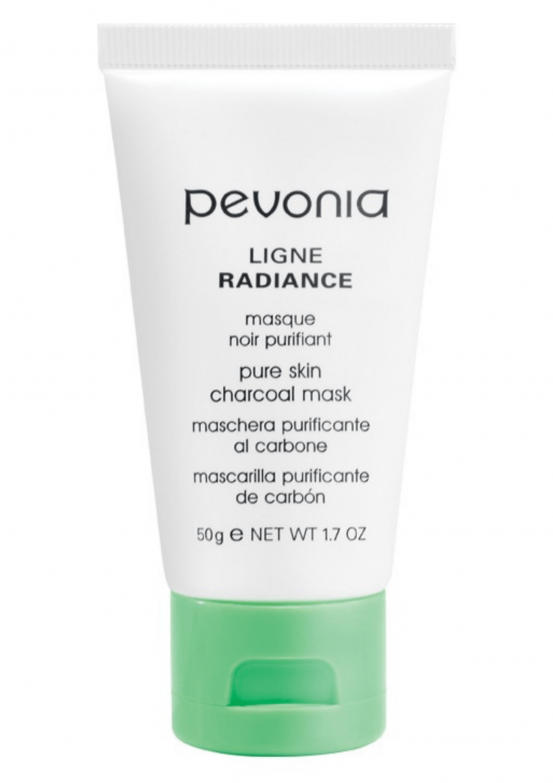 PURE SKIN CHARCHOAL MASK 50 ML